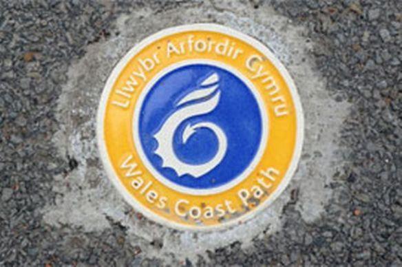 a-plaque-marks-wales-coast-path-284627635-2512521